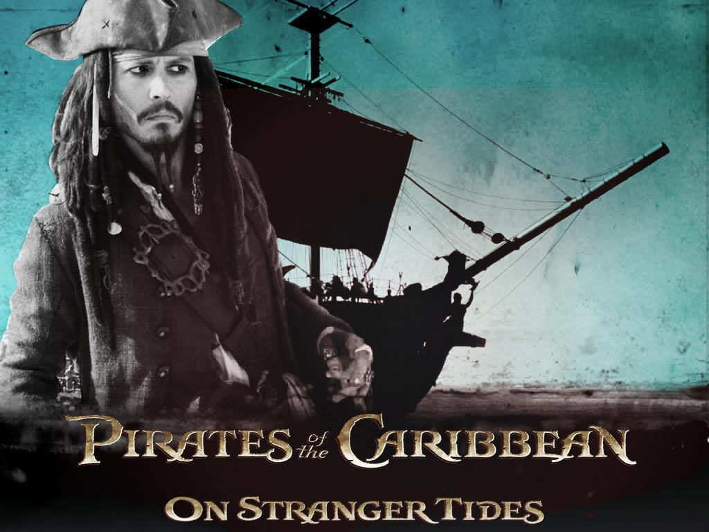 Pirates of Caribbean : On the Strangers Tide